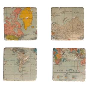 Square World coasters