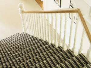 Stairs with Maskell Flooring carpets