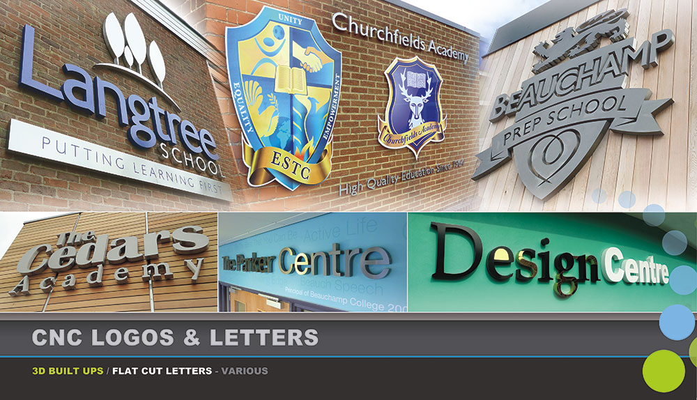 ImagSchool Image Signage examples, Jack Hunt School, StJosephs School, Beauchamp College, 3D Logos & Letters, Oasis Academy, Carr Hill High School, Osted lightbox, Grace Academy, Eckington School, Langtree School, Churfields Academy, Lutterworth High School, Ceders Academy, Enfield Secondary Tuition Centre, Kettering Buccleuch Academy, St Albans Academy, Upton by Chester School, Window Graphics, Swindon Academy, Wasall College, Woodland Middle School, Holywell School, Rookery School, John Cleveland College, Great Bridge Primary School, Joseph Turner Primary School,  description
