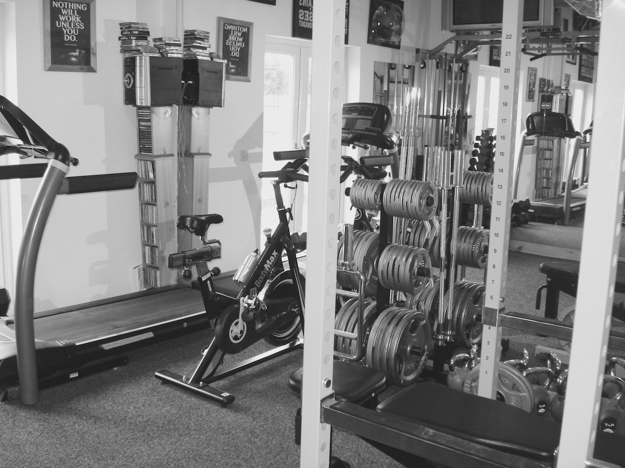Facilities At Gym Haugh Personal Fitness Training