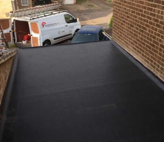Milton Keynes Roofers The Roofing Company Are Pitched And