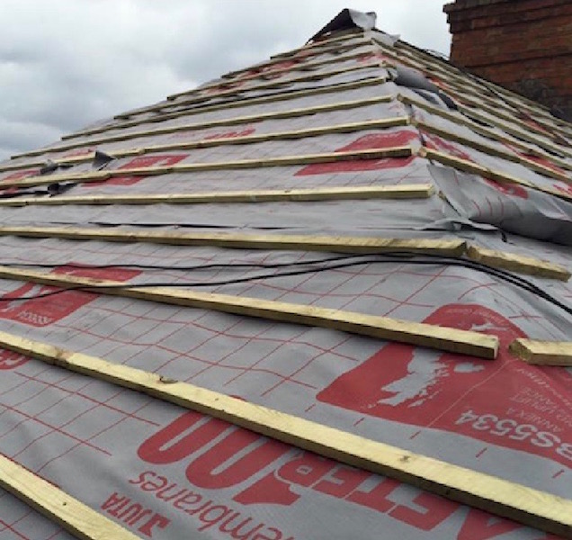 Roofing services Milton Keynes