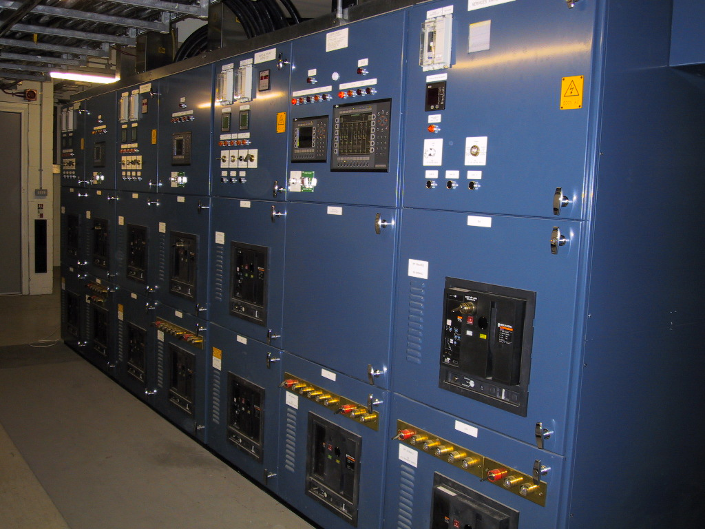 High Voltage Engineering Services Ltd Wiring Distribution Board Uk Bt Luton New Lv Power