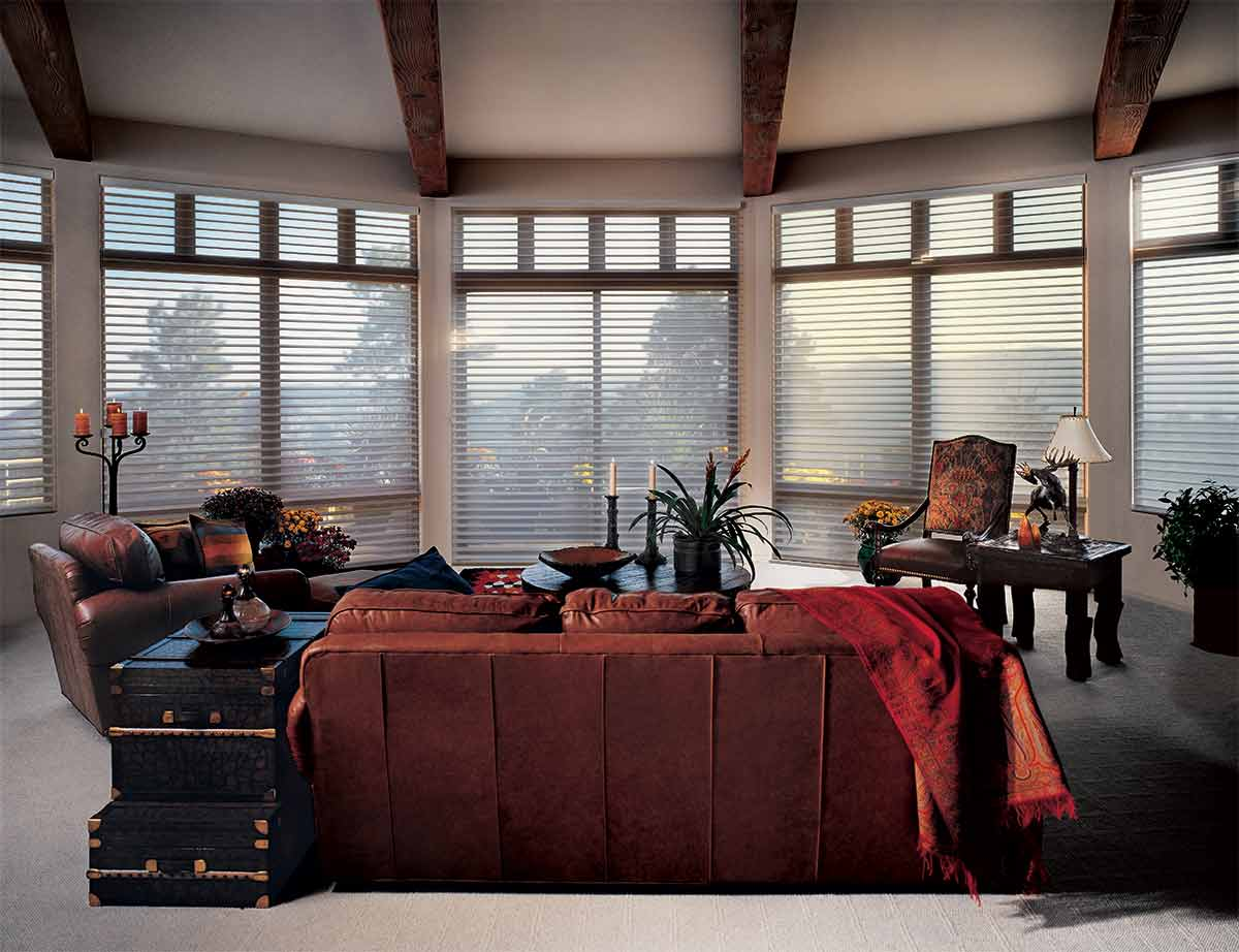 Hunter Douglas Window Coverings, Blinds and Shutters
