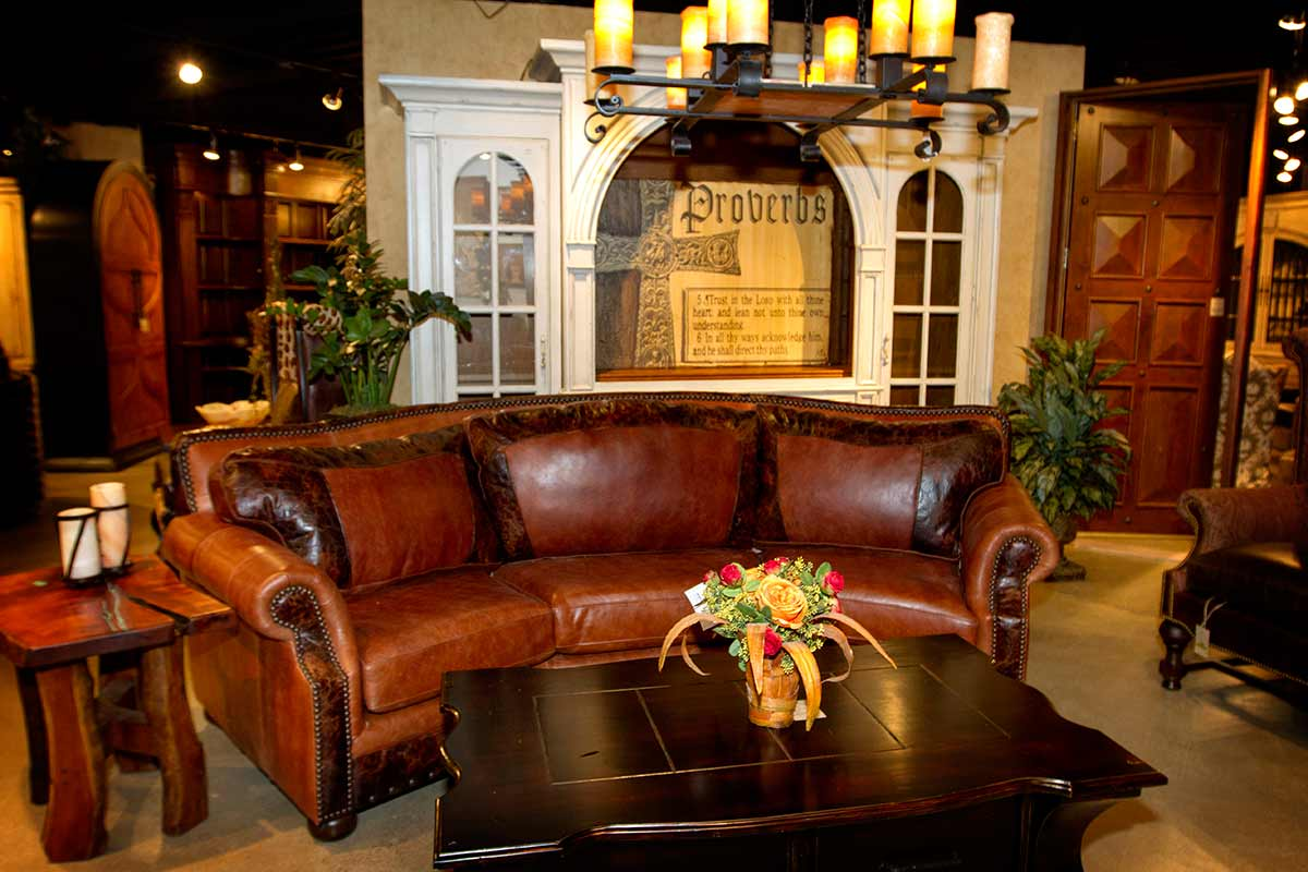 Western furnishings, San Antonio's top design team