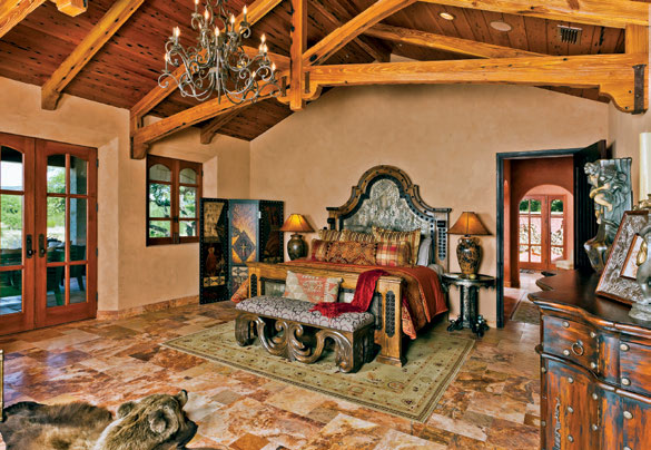 The dreamy Hacienda was built with the belief that fairy tales really do come true