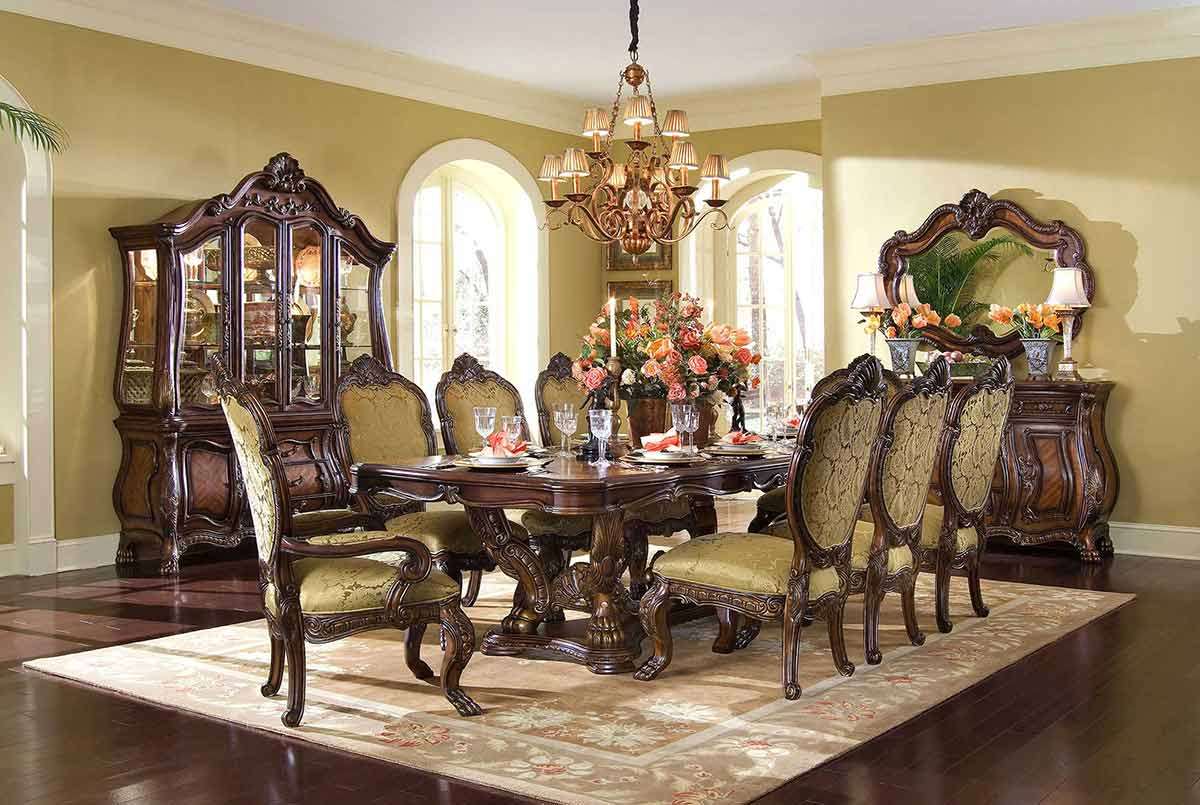 Chateau Beauvais dining room suite