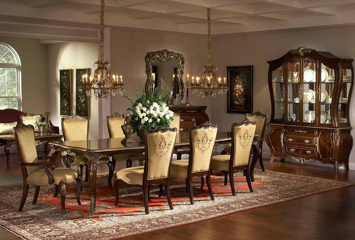 The Imperial Court dining room suite
