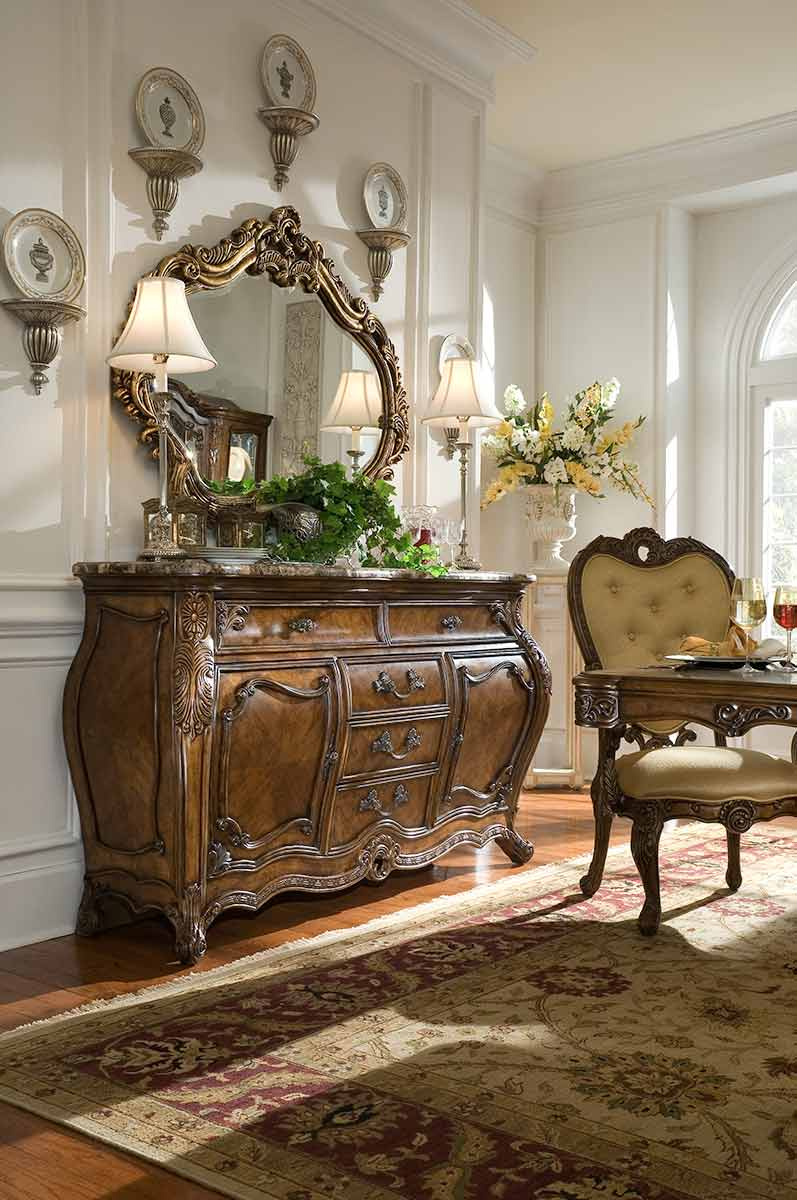 The Palais Royale dining room sideboard