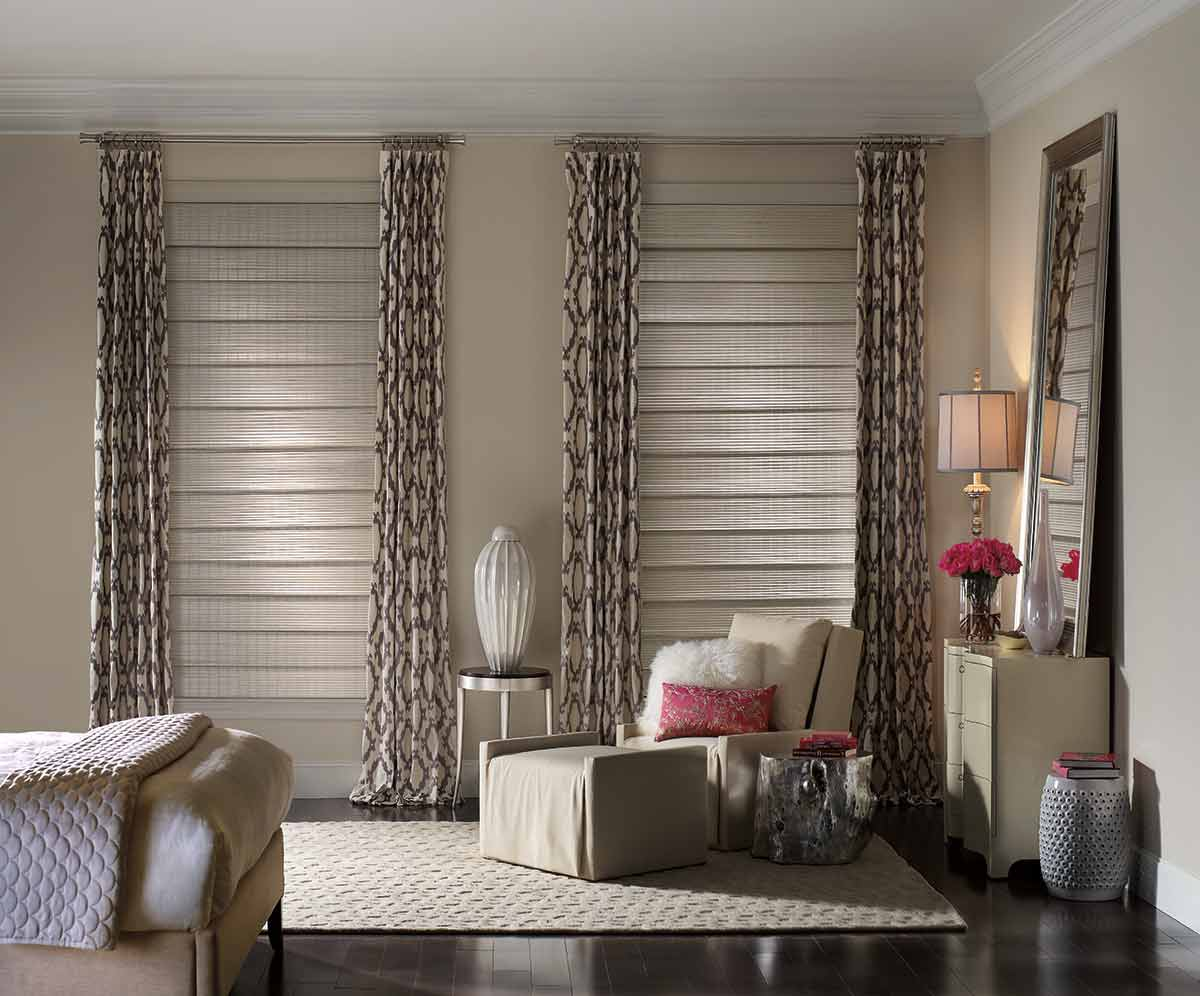 Provenance Woven Wood Shades, imagine the possibilities