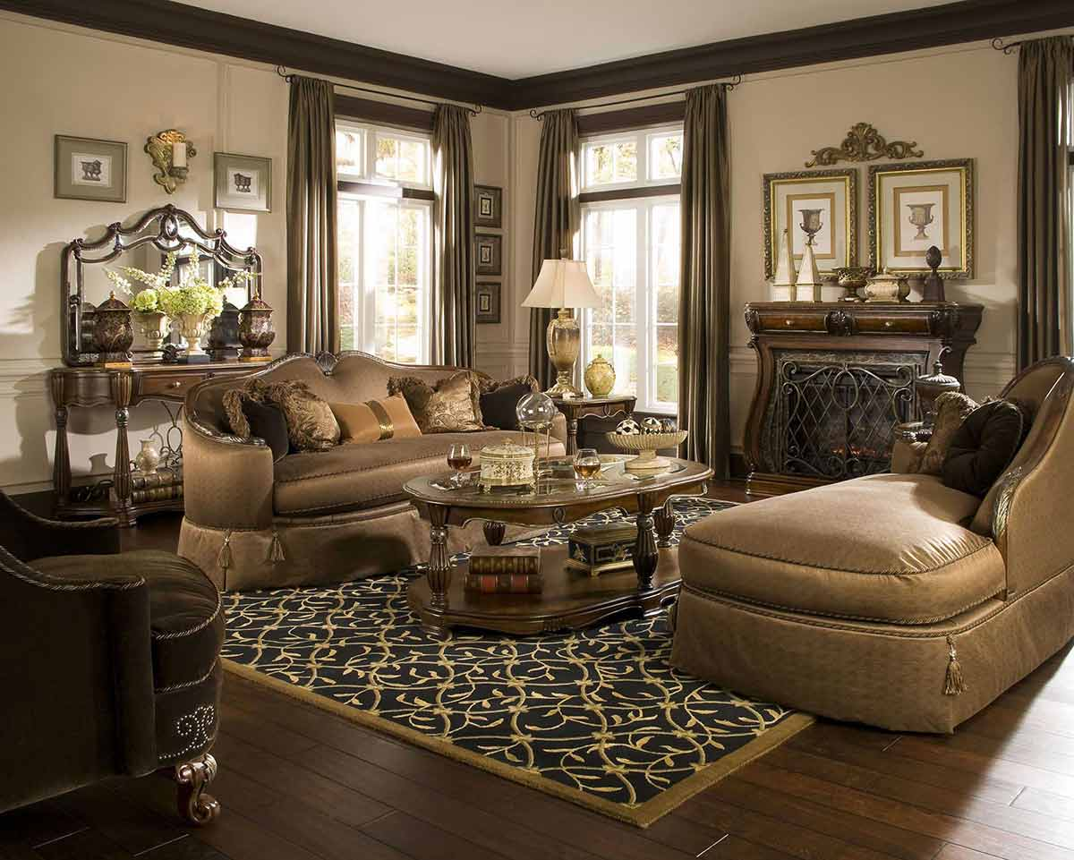 Michael Amini Living Room Furniture The Sovereign Catrinas Interiors Furniture Store And Interior