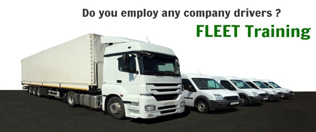 Company Driver Fleet Training in the South East