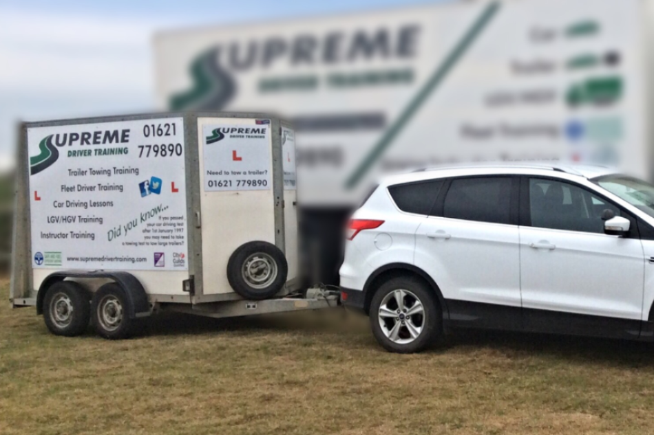 supreme trailer training essex