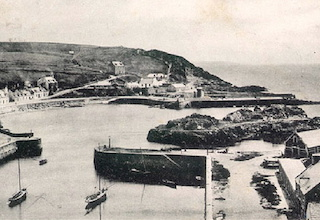 Portpatrick Harbour in 1905