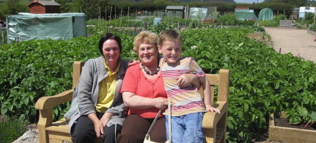 Dalbeattie Allotments Open Day