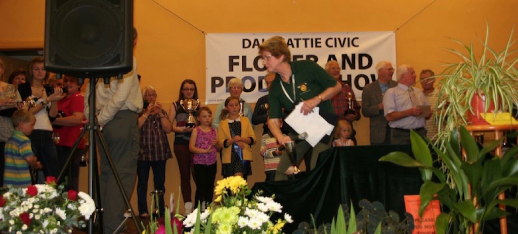 Dalbeattie Flower and Produce Show