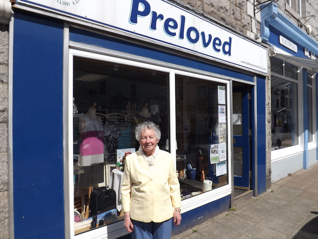 Dalbeattie Preloved Shop