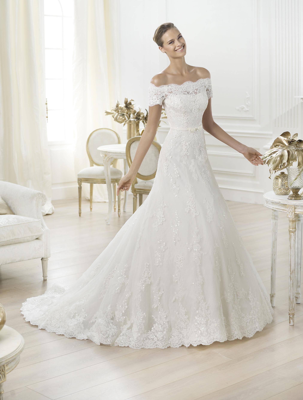 Pronovias Wedding Dresses Chester - Bridal Gowns Cheshire - Brides ...