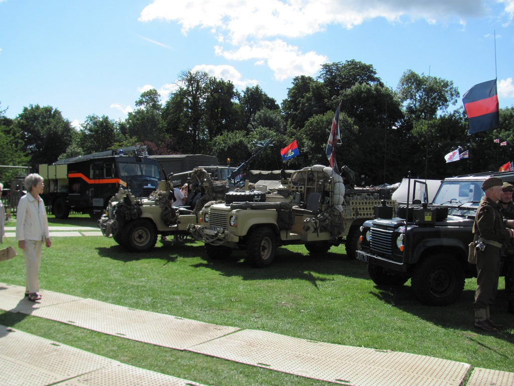 Vehicle Exhibits