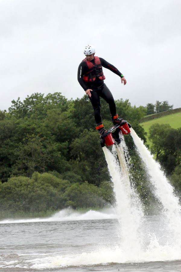 Half-day Flyboarding