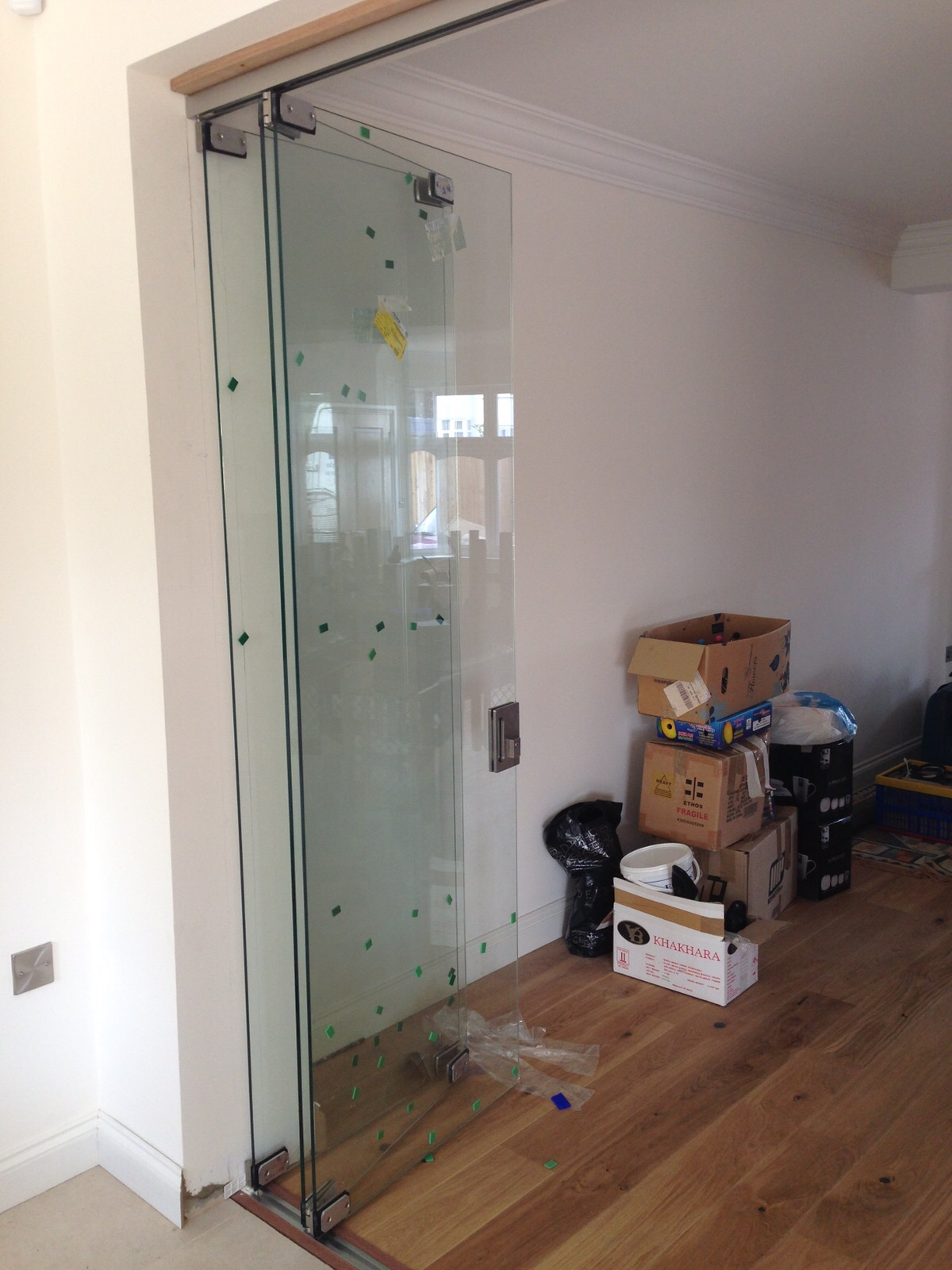 Glass Partitions London Frameless Doors Glass Partitioning Offices