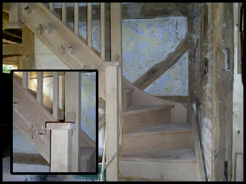 Staircase as now