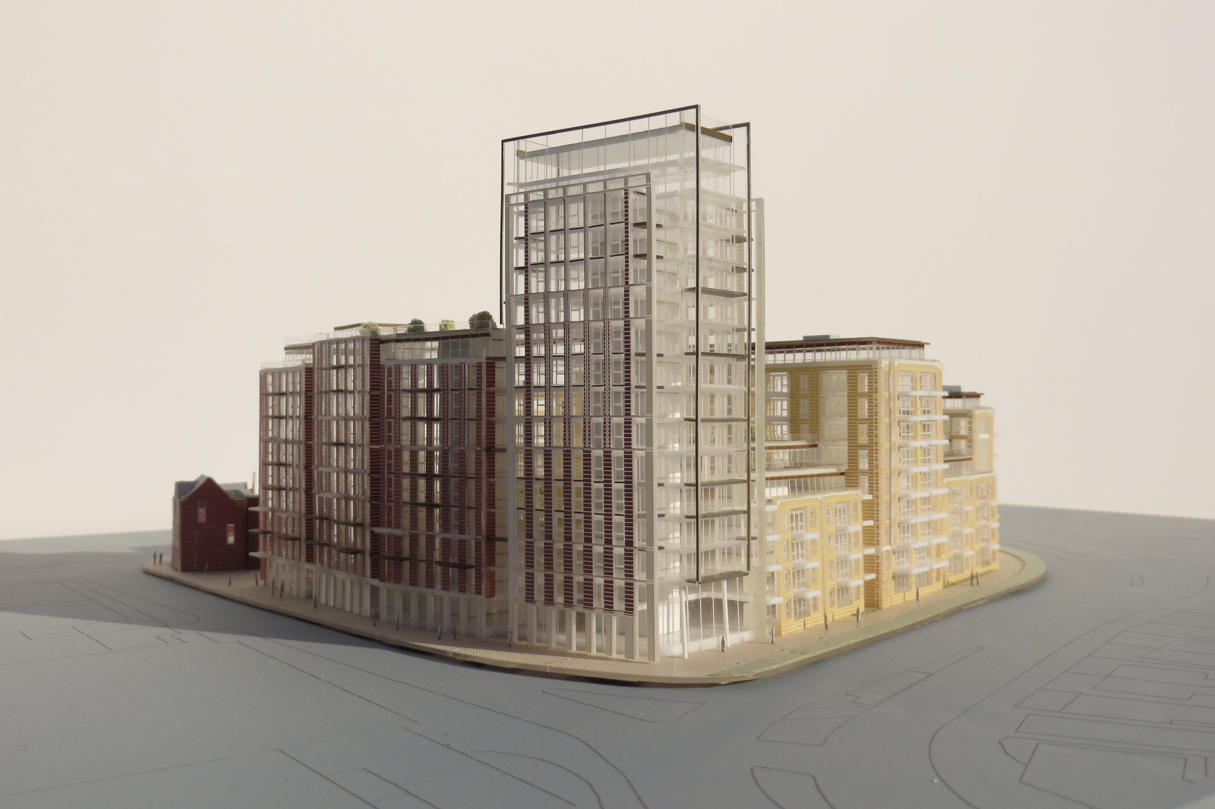 Maquette London Architectural Model Makers