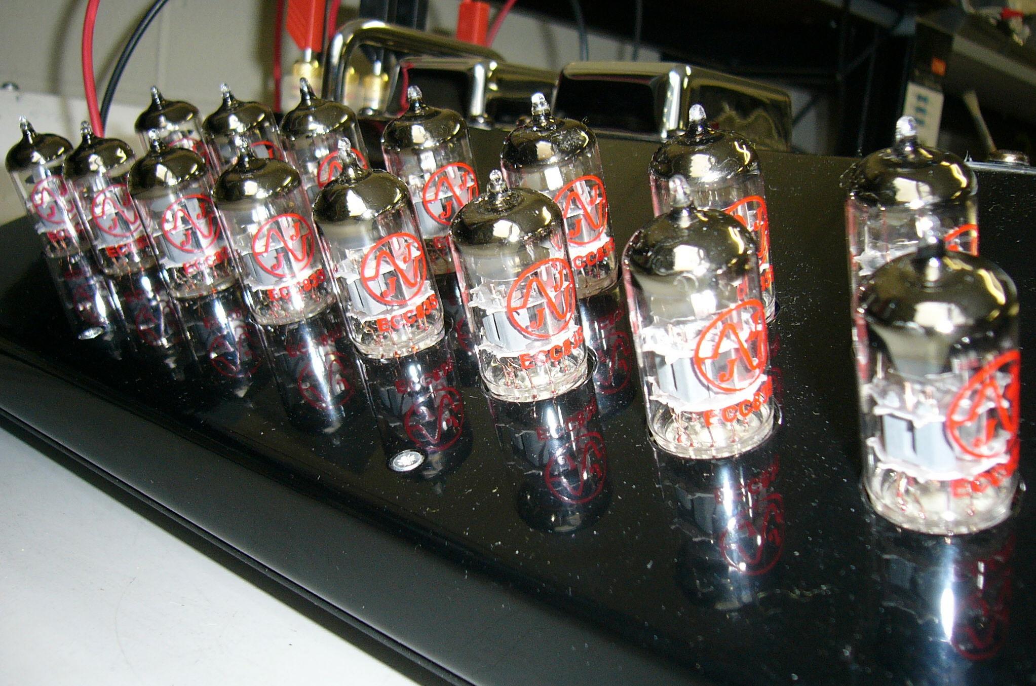 Valve amp service, repair, restoration