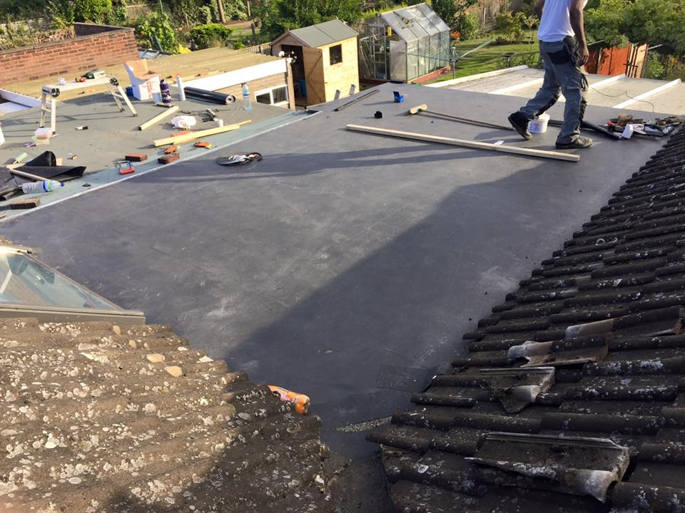 Flat Roofing Hounslow