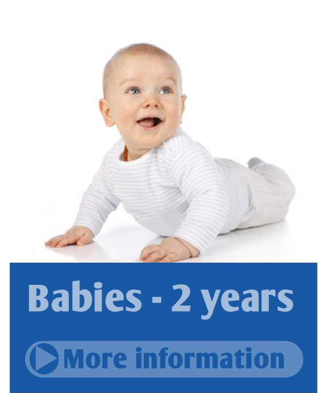 Babies to 2 years child care offered by Langholm Play Care of Langholm, Dumfries and Galloway, Scotland