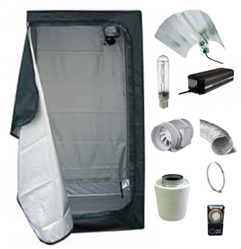 Image description. Complete Grow Kit ...  sc 1 st  Hydroponics Wiltshire & Complete Tent Kits lighting kits ventilation kits