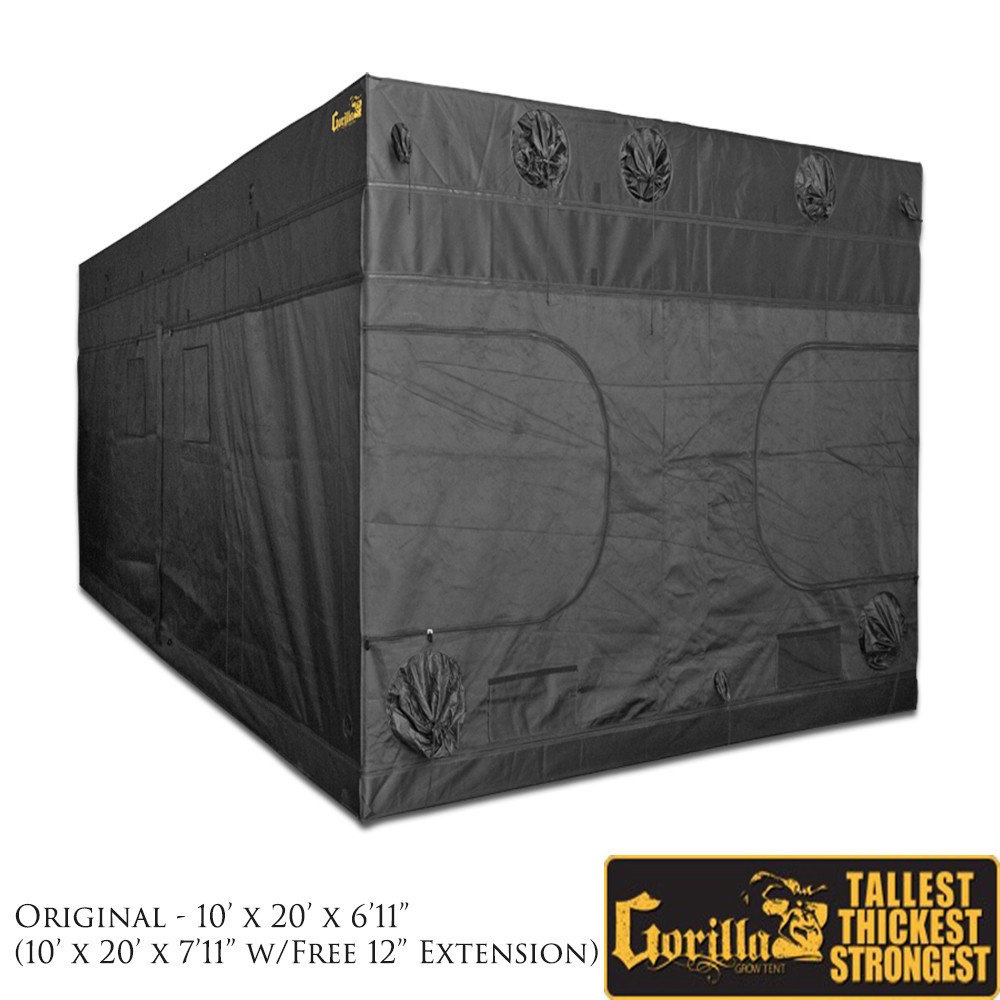 Image description. Gorilla Grow Tent 20 ...  sc 1 st  Hydroponics Wiltshire & 32 Plant Ultimate Tent Kit - Has its own page!!!