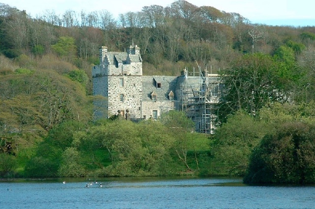 Lochnaw Castle, Wigtownshire