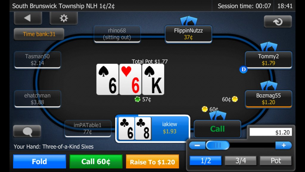 online casino 888 american poker online