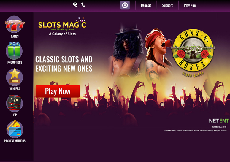 Play Online Slots at Casino.com UK & Get Up to A £400 Bonus!