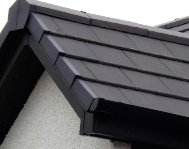 New roof tiles, guttering, fascias and soffits