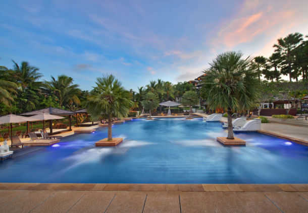 Accessible Marriott Hotel Mai Khao Pool