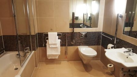 accessible hotel midland manchester bath