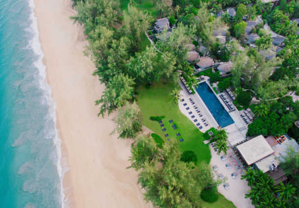 Accessible Marriott Renaissance Phuket Beach Pool