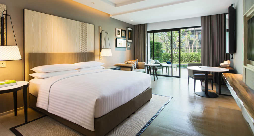 Accessible marriott Hotel Hua Hin Deluxe