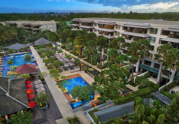 Accessible Marriott Hotel Mai Khao Complex
