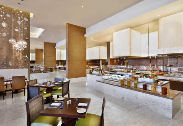 Accessible Marriott Hotel Abu Dhabi Dining