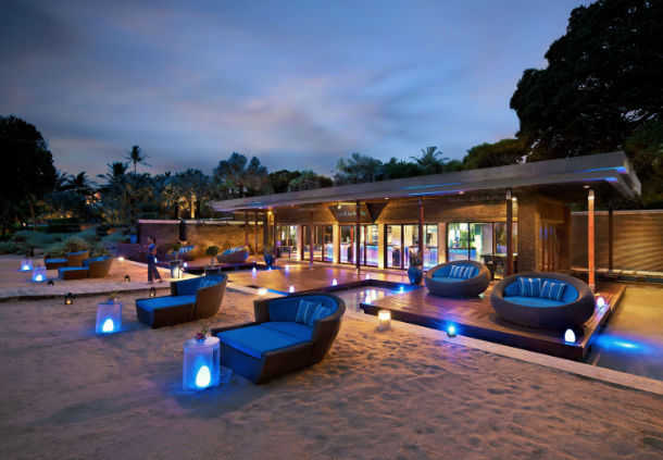 Accessible JW Marriott Hotel Phuket Beach Bar