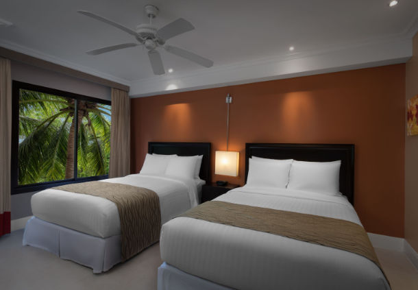 Accessible Marriott Hotel Mai Khao Bedroom