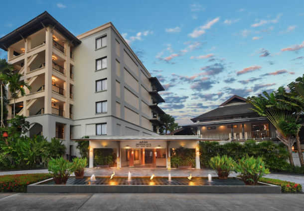 Accessible Marriott Hotel Mai Khao Exterior
