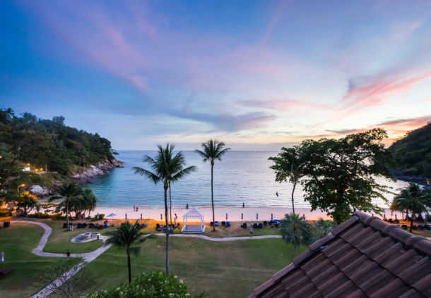 Accessible Marriott Hotel Phuket Beach