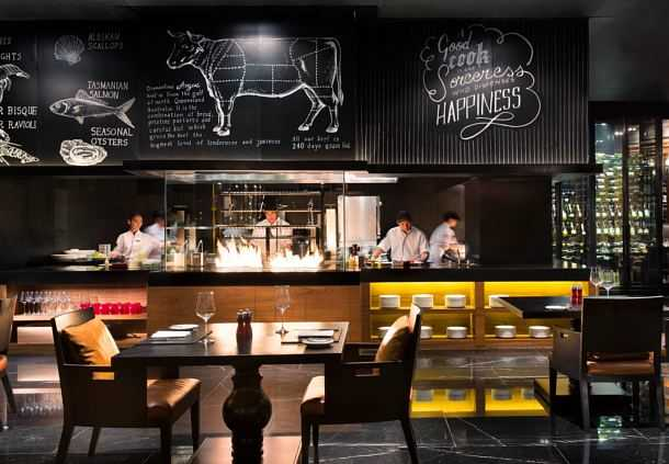 Accessible Marriott Hotel Bangkok Sukhumvit Chefs