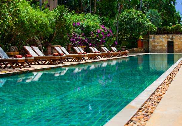Marriott Hotel Koh Samui Pool 2