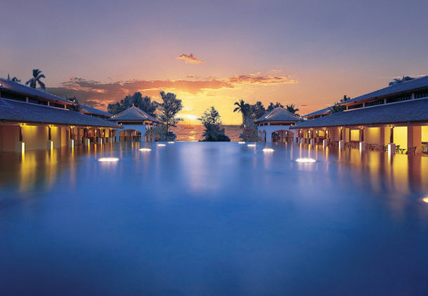 Accessible JW Marriott Hotel Phuket Dusk Pool