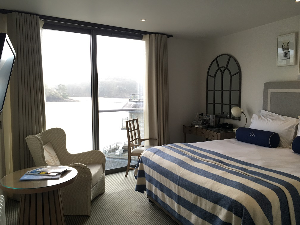 salcombe harbour accessible room